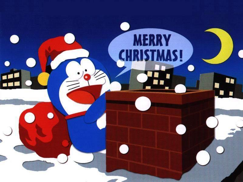 Doraemon Wallpeper